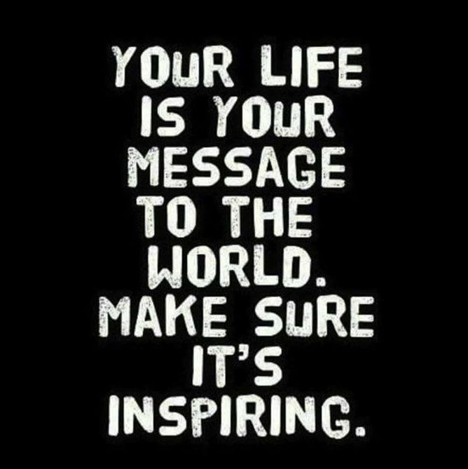 What are you doing to inspire others?  #entrepreneur #motivation #business #success #entrepreneurship #love #startup #marketing #successful #money #fashion #lifestyle #inspire #twitter #businessowner #goals #inspiration #fitness #quote #ambition #smallbusiness #fitnessquotesinenglish