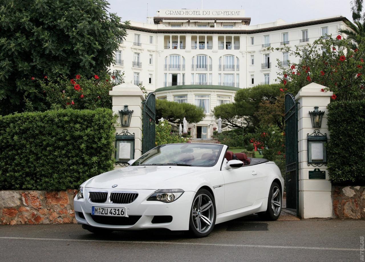 2007 BMW M6 Cabrio | BMW | Pinterest | Bmw m6, BMW and Dream cars