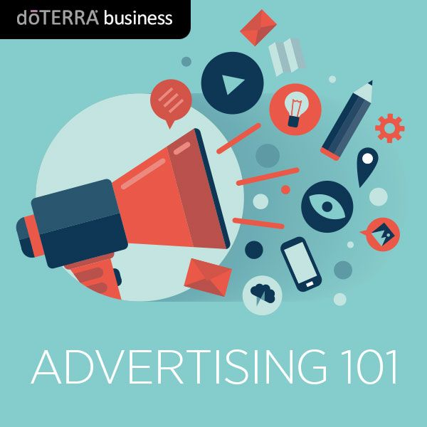 Advertising   Steps To Create An Advertising Plan  Dterra