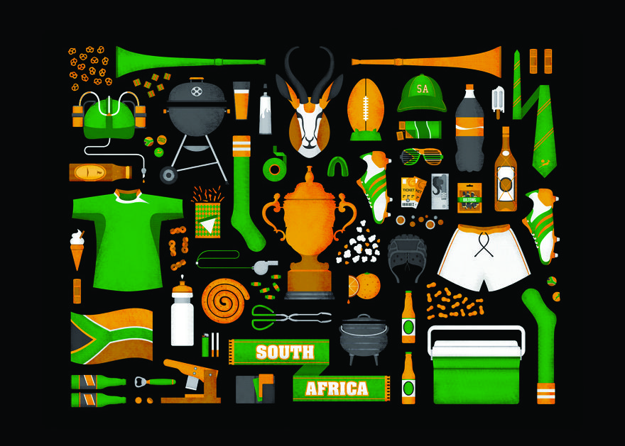 Rugby Culture By Radio Rugby World Cup Rugby Sport Springbok Rugby