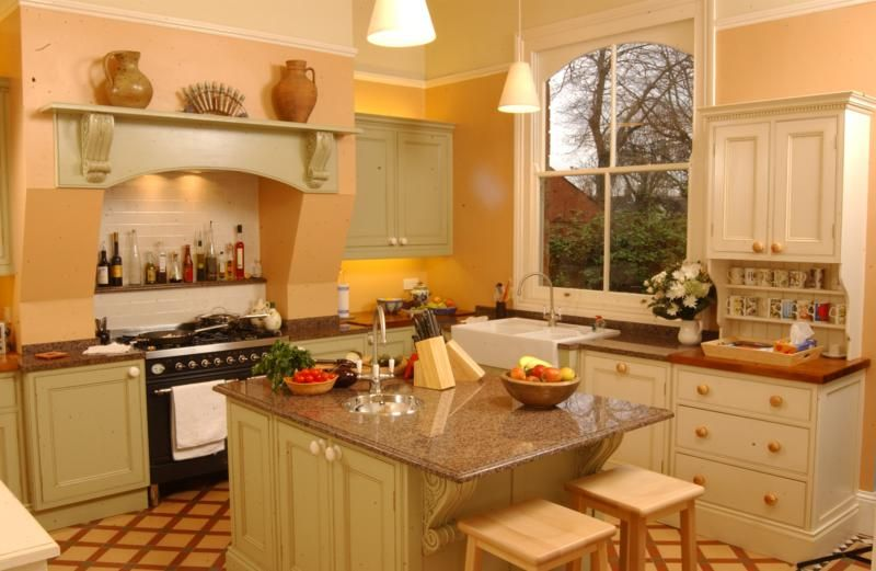 Traditional Bespoke Victorian And Edwardian Kitchens