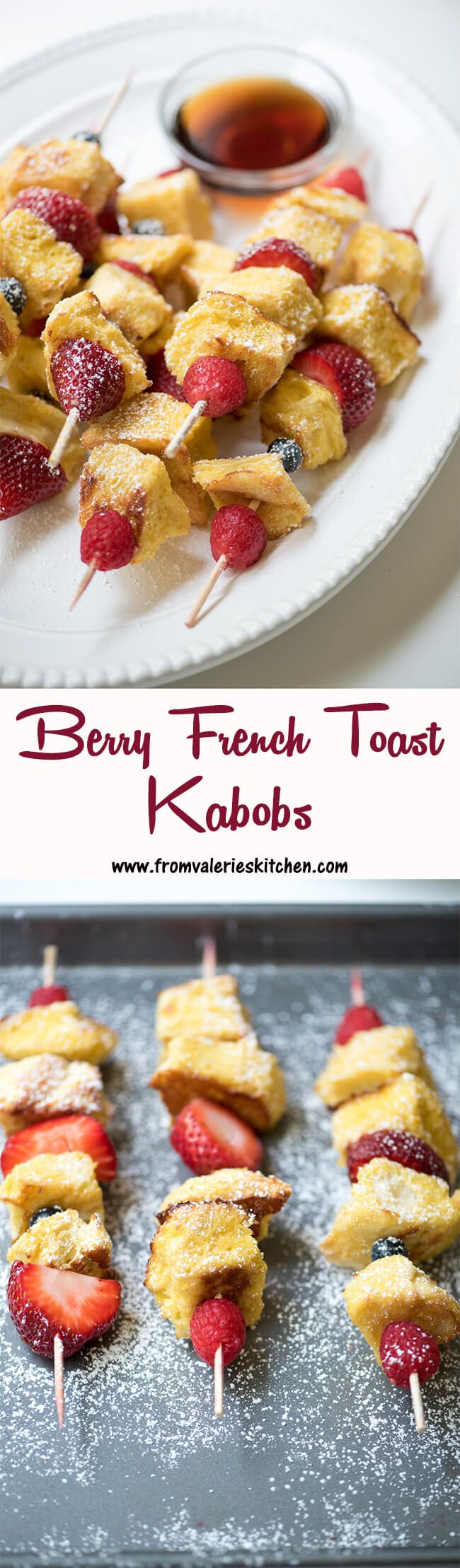 Simple French Toast Recipe Kids