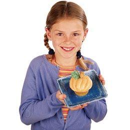 Pumpkin Cupcake Recipe halloween