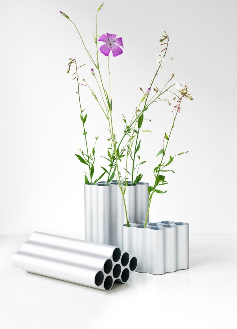 Bouroullec Brothers And Vitra Present The Nuage Cloud Vase At Maison Et  Objet