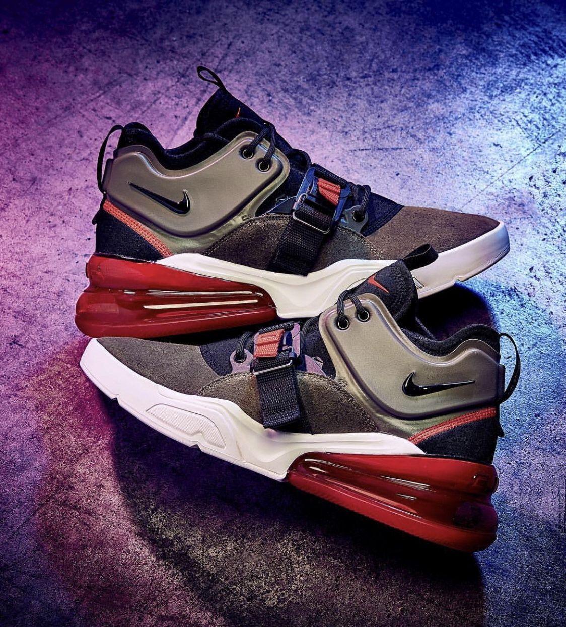 premium selection 6ec31 e8134 Nike Air Force 270 Zapatillas Deportivas, Zapatos Deportivos, Tenis Cano,  Deportes, Senda