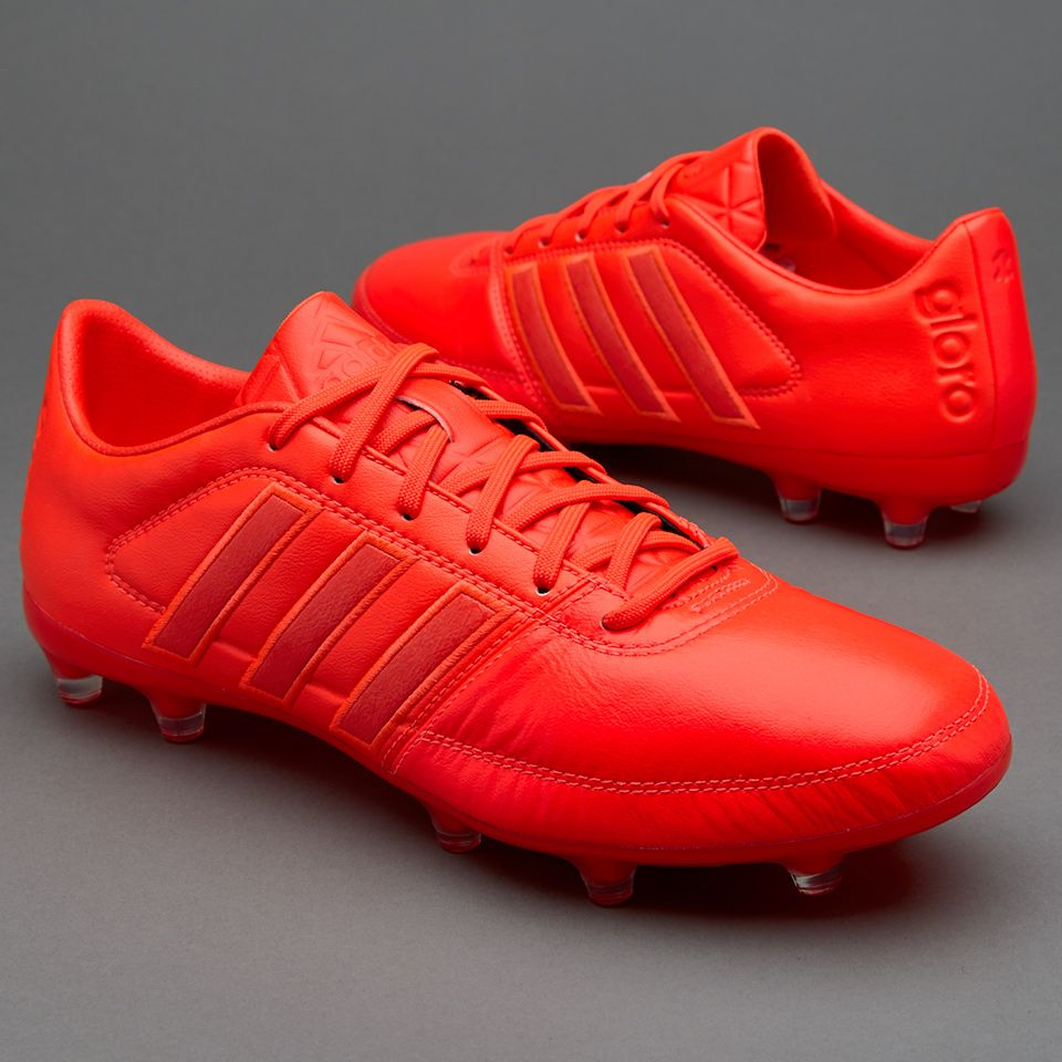 Shipley resistirse impactante  adidas Gloro 16.1 FG - Mens Boots - Firm Ground - Solar Red | Pro:Direct  Soccer | Soccer cleats, Soccer boots, Boots men
