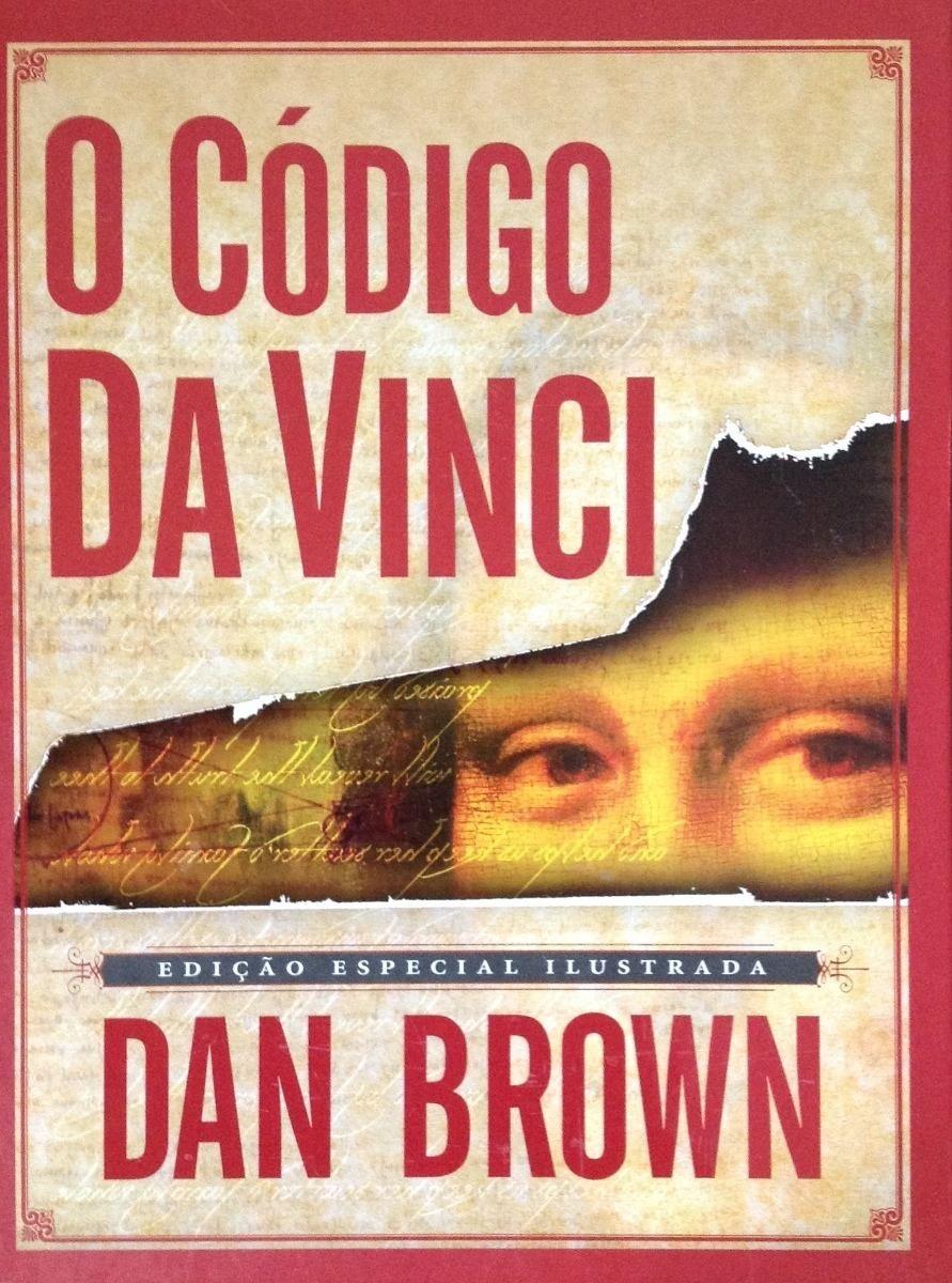 Book Cover Dan brown, Código da vinci, Artistas