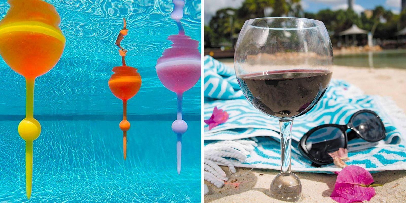 Wine Floats