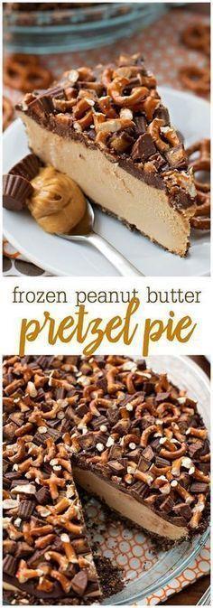 Peanut Butter Pie | Lil' Luna