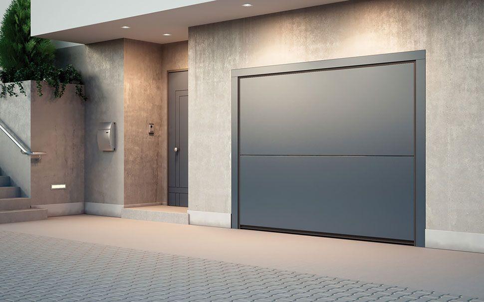 Innovative Garage Doors Garage Living Contemporary Garage Doors Garage Door Design Garage Doors