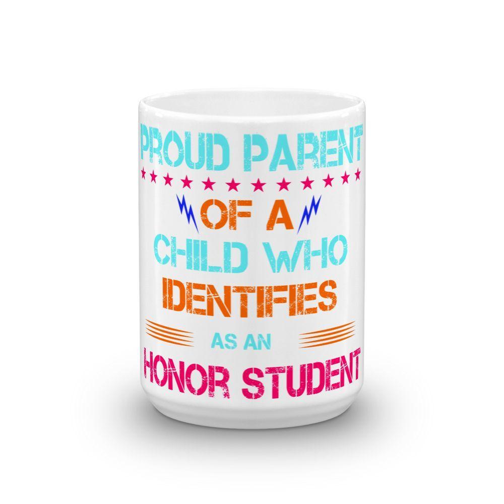"""""""Proud Parent"""" Mug"""