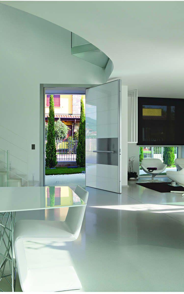 Dimensioni Porta Ingresso Casa synua: la porta d'ingresso a bilico per le grandi dimensioni