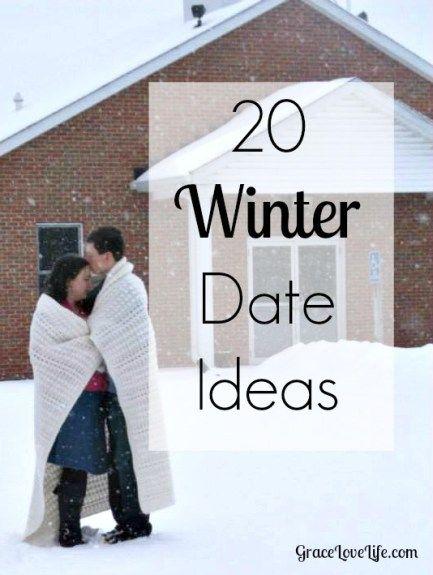 Fun first dates in the winter