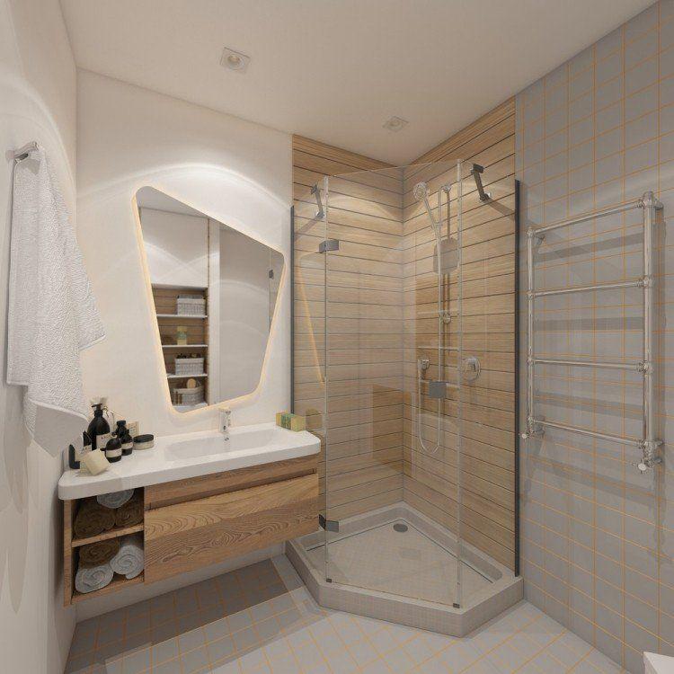 Aménager un studio de 30 m² en 6 idées extraordinaires ! Toilet