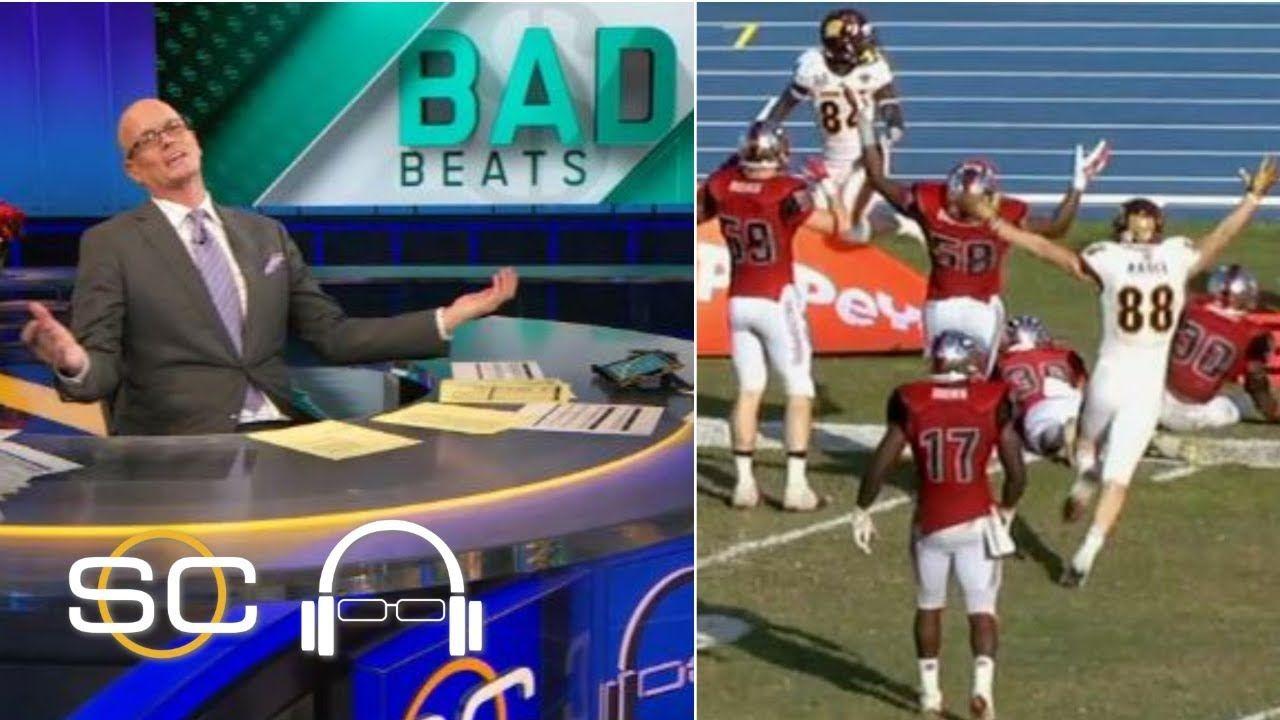 2014 Bahamas Bowl was alltime Bad Beat Scott Van Pelt