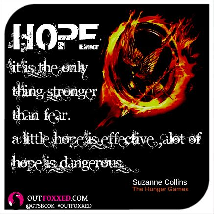 hope quote from hunger games