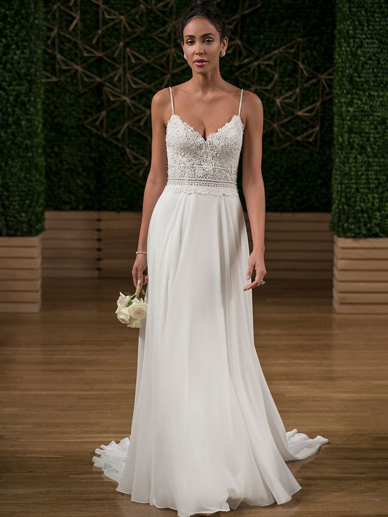 Rebecca ingram spring beautifully timeless wedding dresses