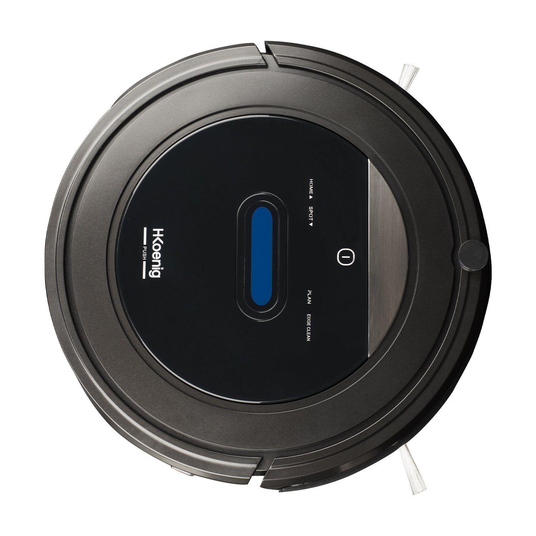 227 99 Euro H Koenig Swrc110 Aspirapolvere Robot Watermop Wifi Con App 4 Cicli Programmati Intelligente Autono Nel 2020 Programmi Di Pulizia Aspirapolvere Pulizia