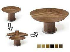 Eettafel rond uitschuifbaar hout google zoeken keukens