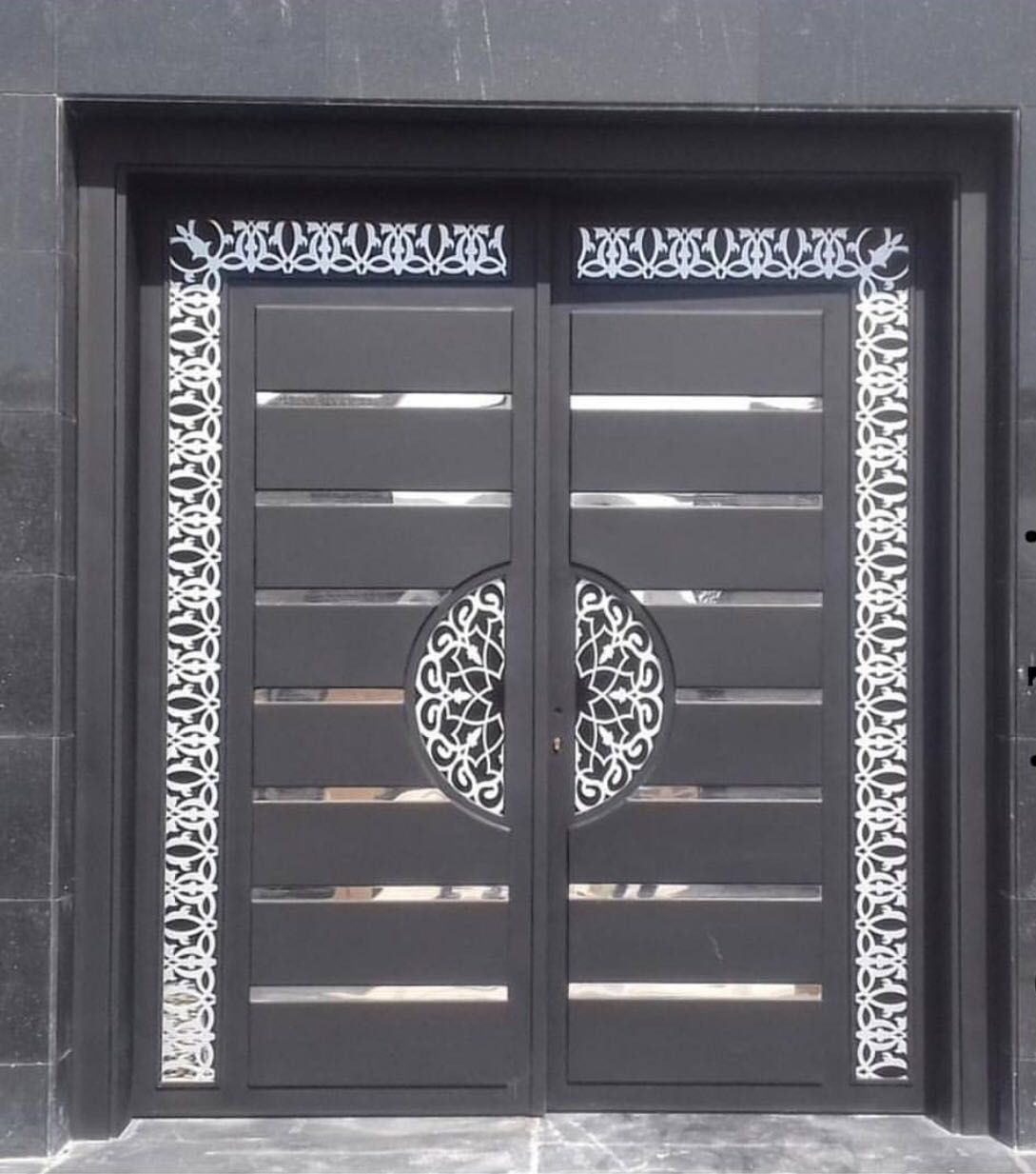 Home Design Gate Ideas: #saudiarabia #riyadh #doors #gates #design #cnc #lifestyle