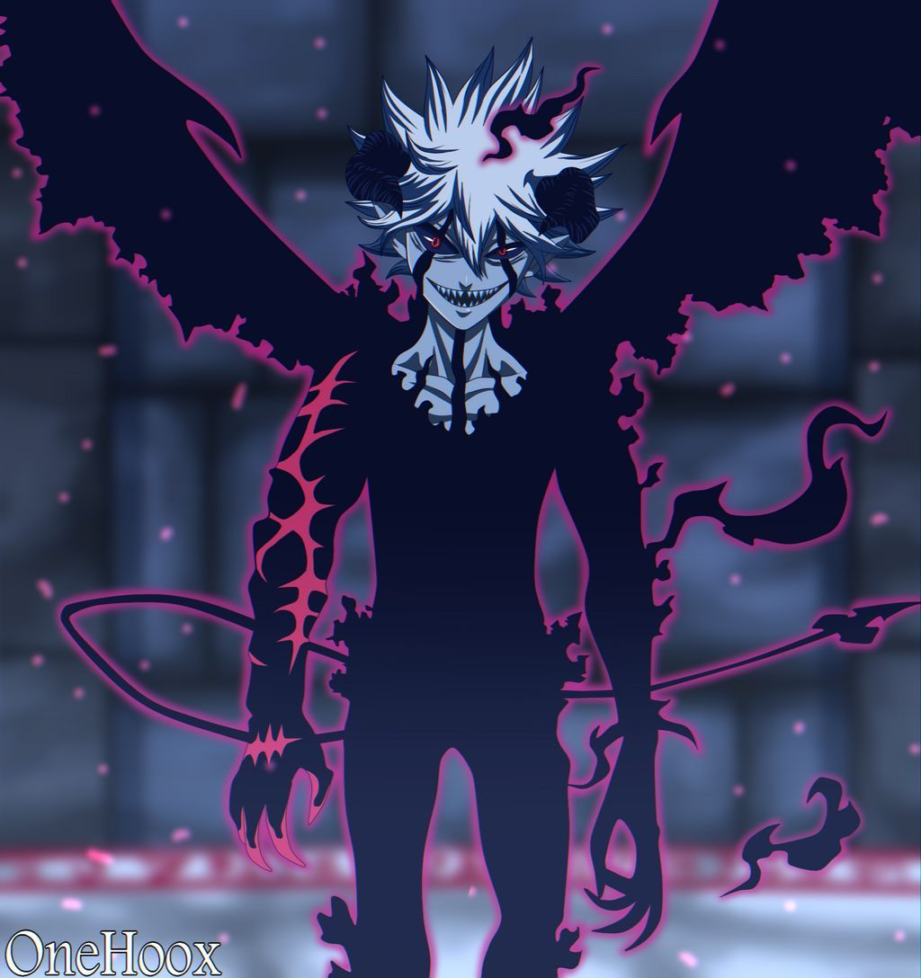 Pin On Black Clover Anime