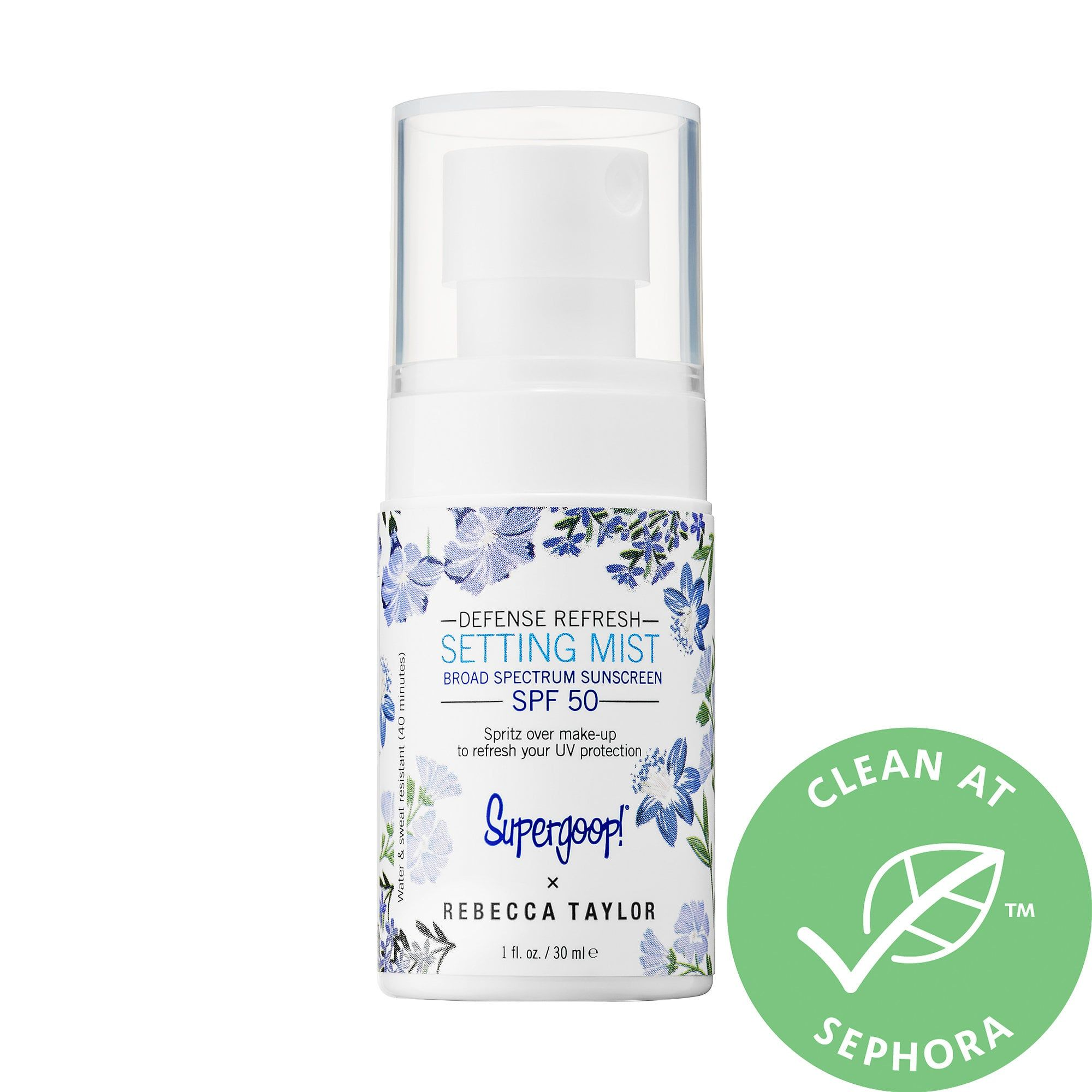 Supergoop! Supergoop! X Rebecca Taylor Defense Refresh