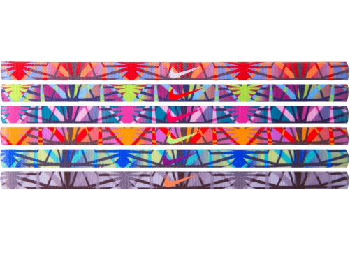 Nike Women s Graphic Headbands – 6 Pack  d7cda8bf9f8