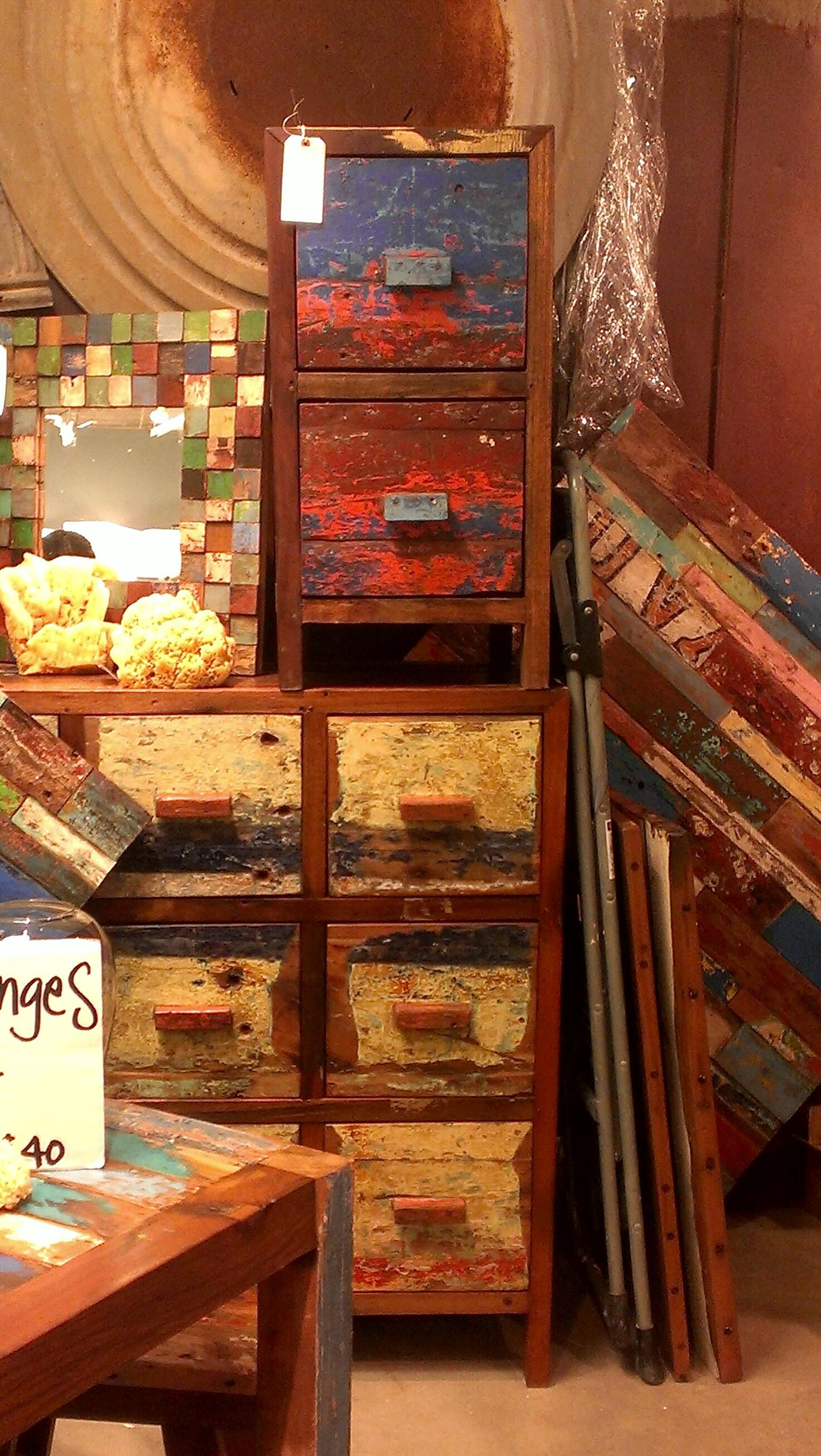 These Reclaimed Wood Pieces Are A Great Way To Add Color Your E Addcolor Houston Tx Gallery Furniture