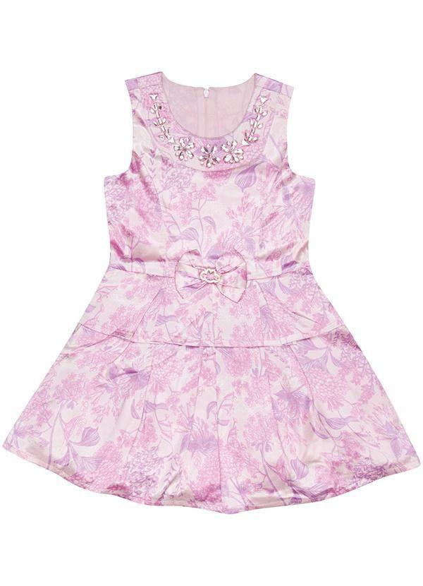 caafa2b41f Vestido Lilica Ripilica Rosa - Posthaus
