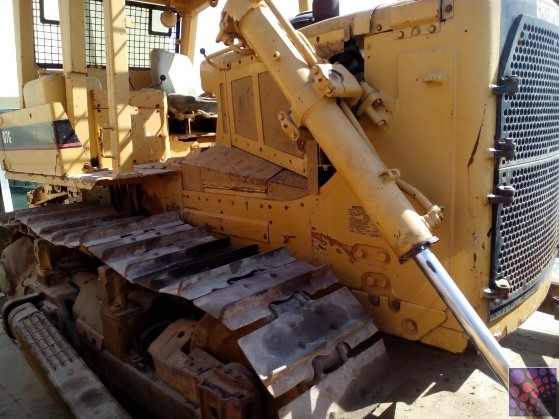 USED CAT DOZER D7G FOR SALE IN DUBAI | Heavy Equipment