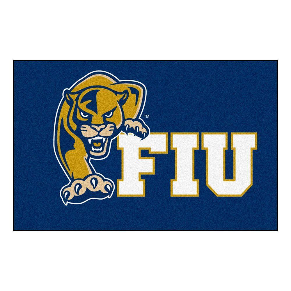 Florida International Golden Panthers NCAA Starter Floor Mat (20x30)