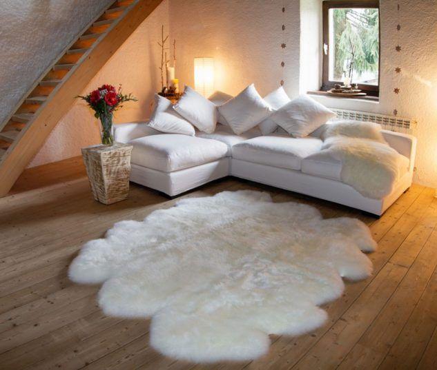 13 Ultra Modern Carpets And Rugs Top Inspirations Rugs On Carpet Sheepskin Rug Fur Rug Living Room