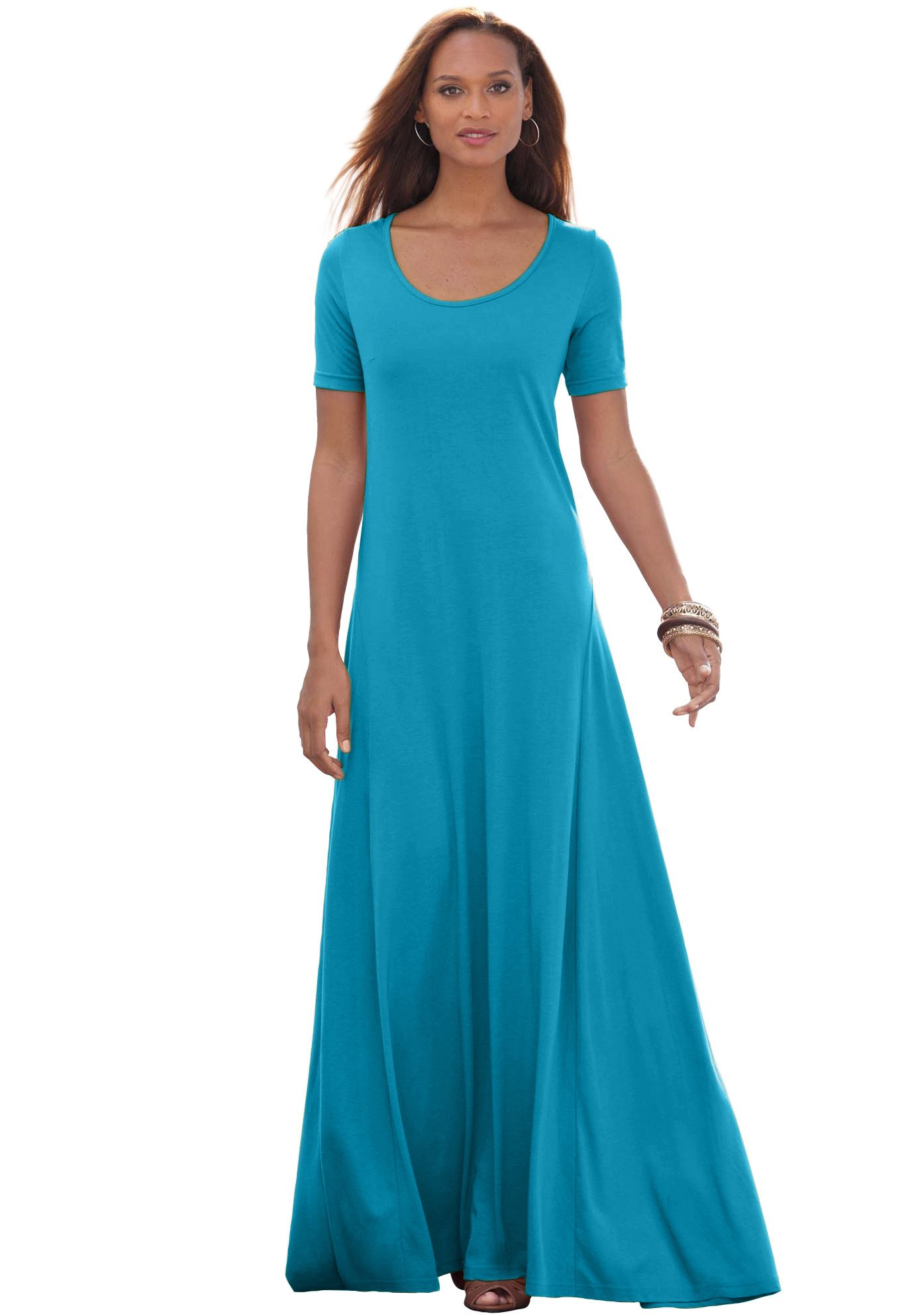 Plus Size Petite Maxi Dress | Dresses and Skirts for wedding ...