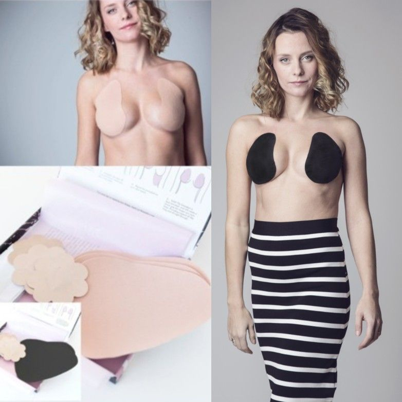 759500550227a Brassybra is the original Adhesive bra breast tape that mimics the skin and  that also lifts