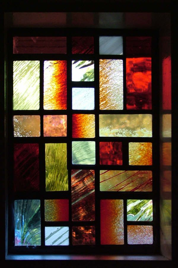 Contemporary Stained Glass Front Door Stained Glass Modern Stained Glass Stained Glass Panels