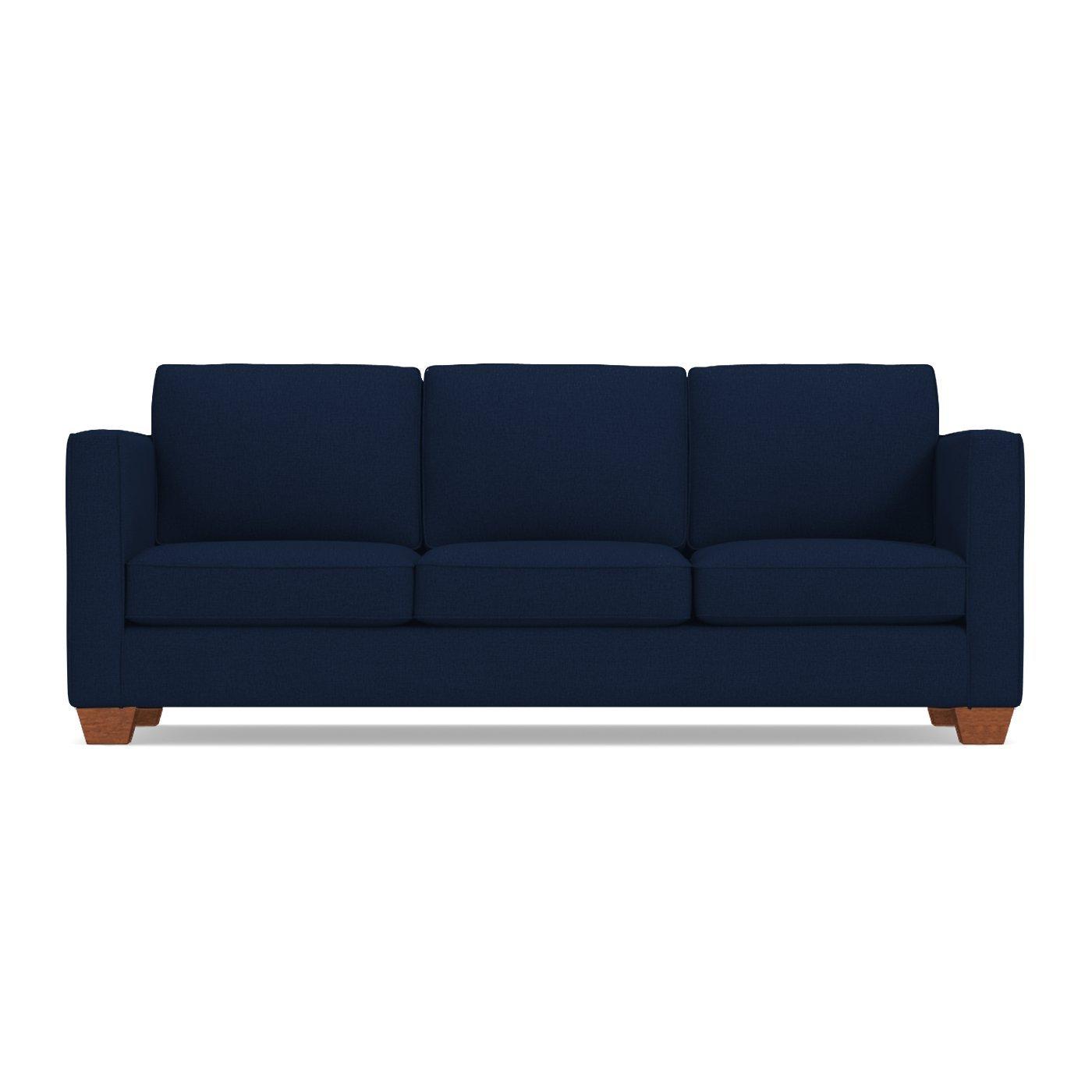 Catalina Sofa Leg Finish Pecan Sleeper Sofa Queen Size Sleeper Sofa Sofa