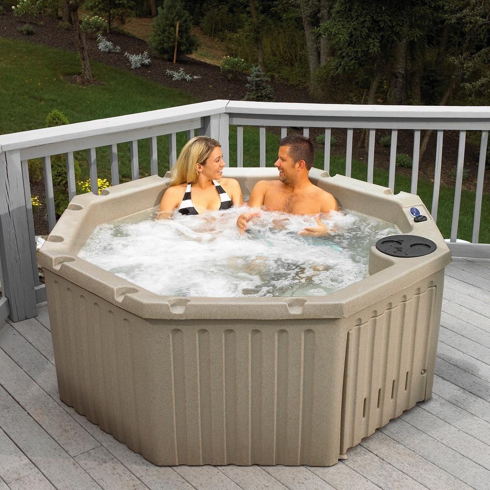 Aqualife retreat 45 person 11 jet standard hot tub