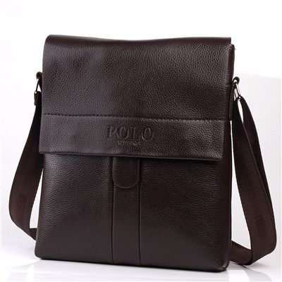 72ff2c88ec67 Men s Crossbody Bag bolsas Men Messenger Bag Vintage Male Famous Brand polo Design  pu Leather Men