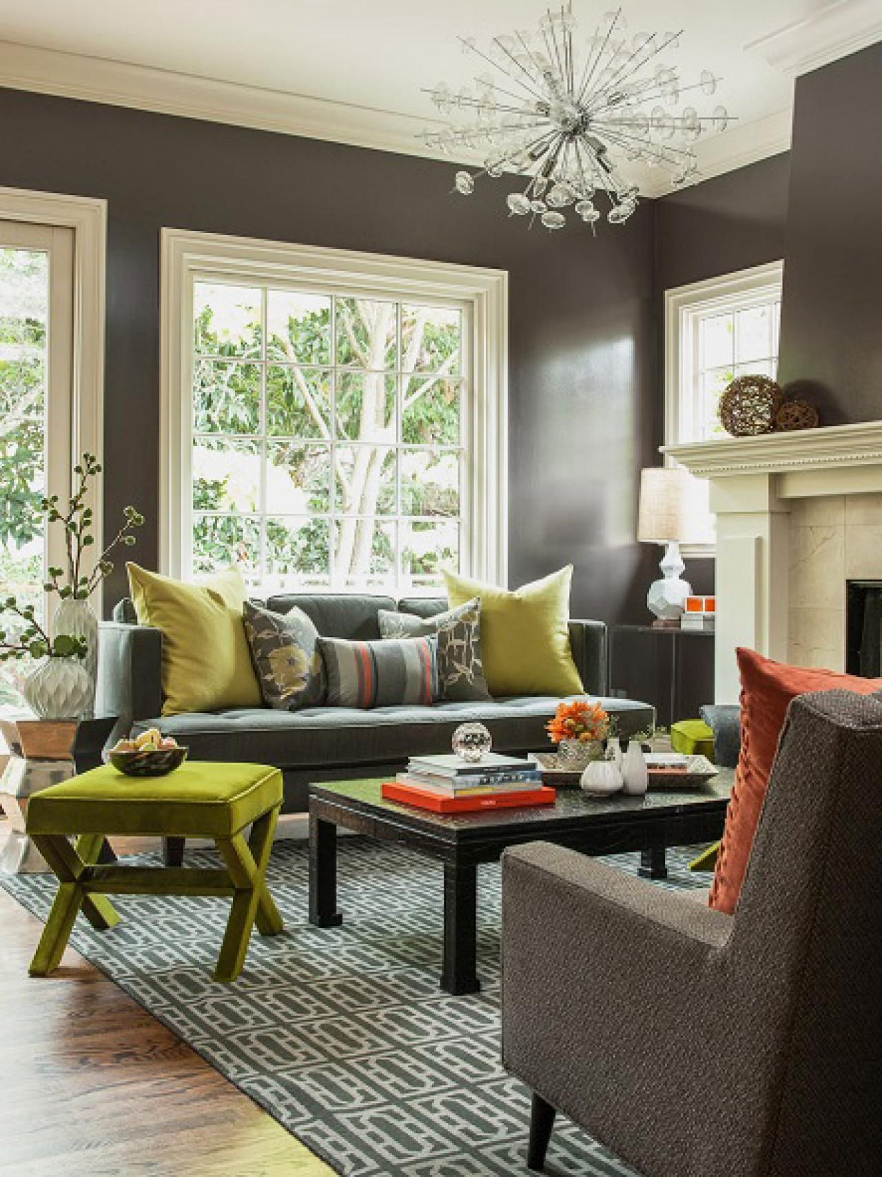 Color Theory and Living Room Design Color