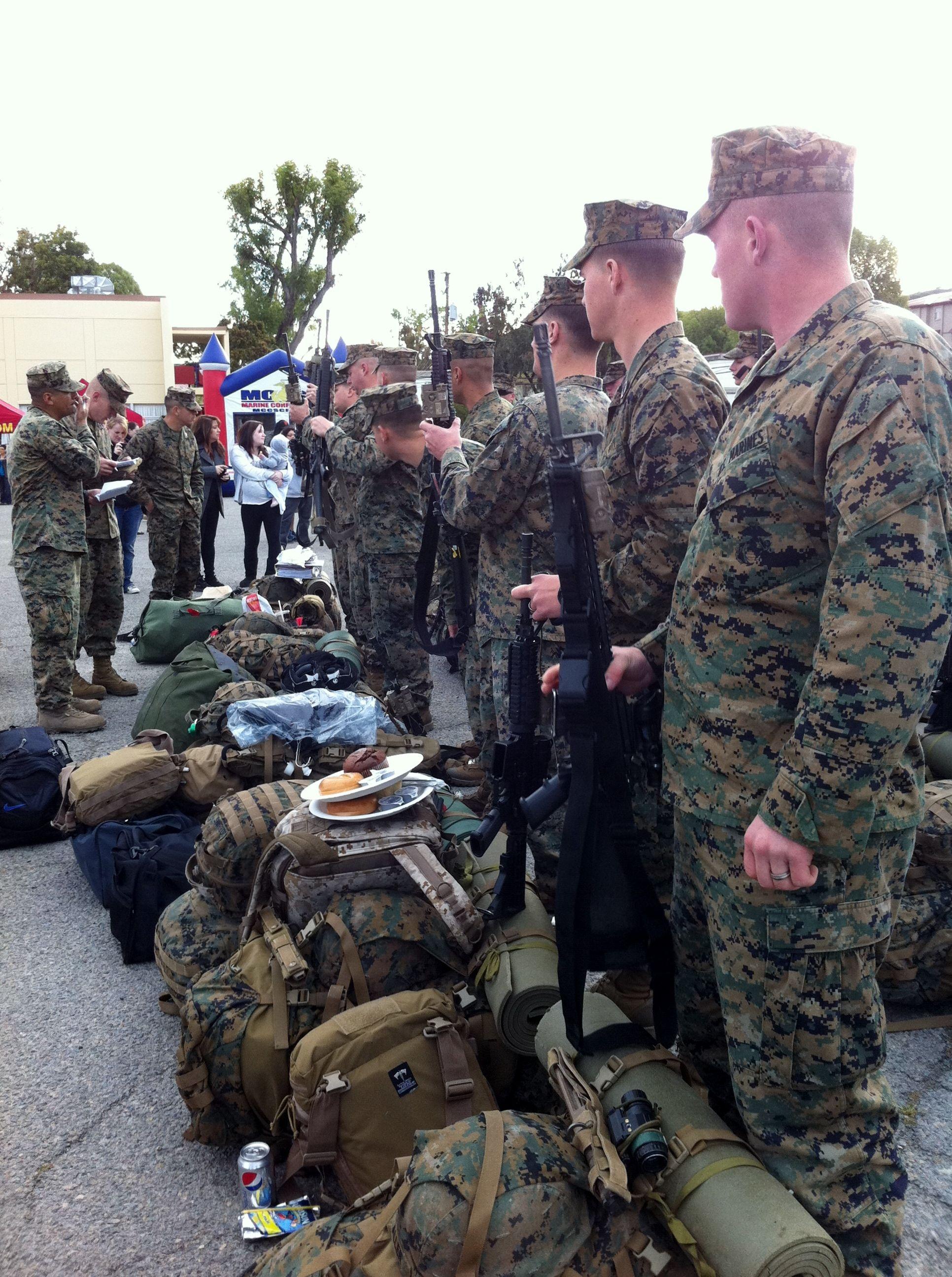 United States Marine Corps Deployment
