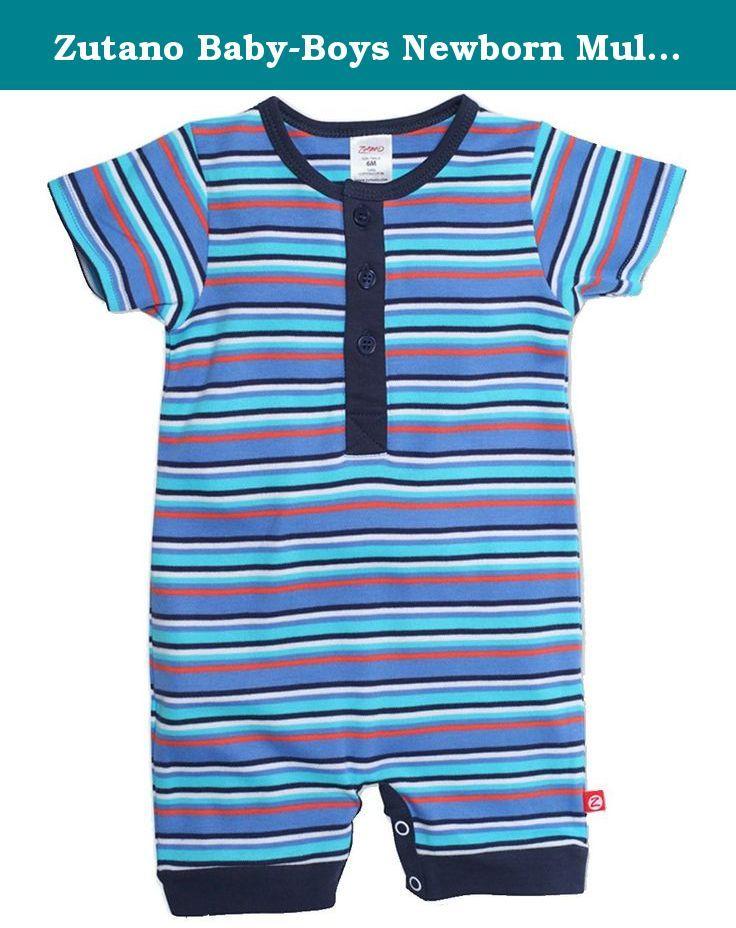 Zutano Baby Girls Multi Stripe Pant