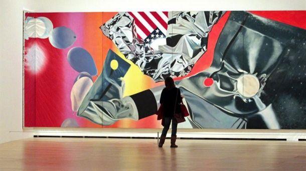The Guggenheim Museum Bilbao opens an exhibit dedicated to pop art.
