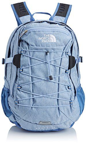 The North Face Borealis Womens Hiking Backpack One Size Vintage Blue  Heather Brunnera Blue The North 3f3685de52b78