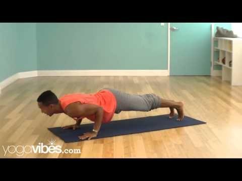 perfecting cobra or upward facing dog yoga pose  youtube