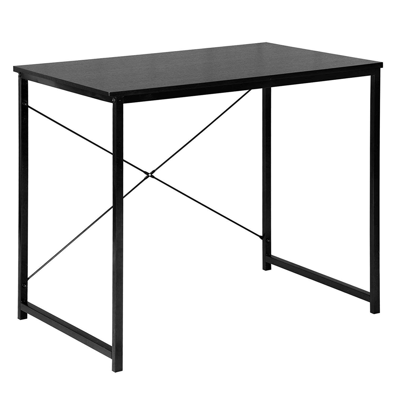 Burotisch Aus Holz Mit Eisen Gestell Im Desktop Design Burotisch Arbeitstisch Schreibtisch Modern