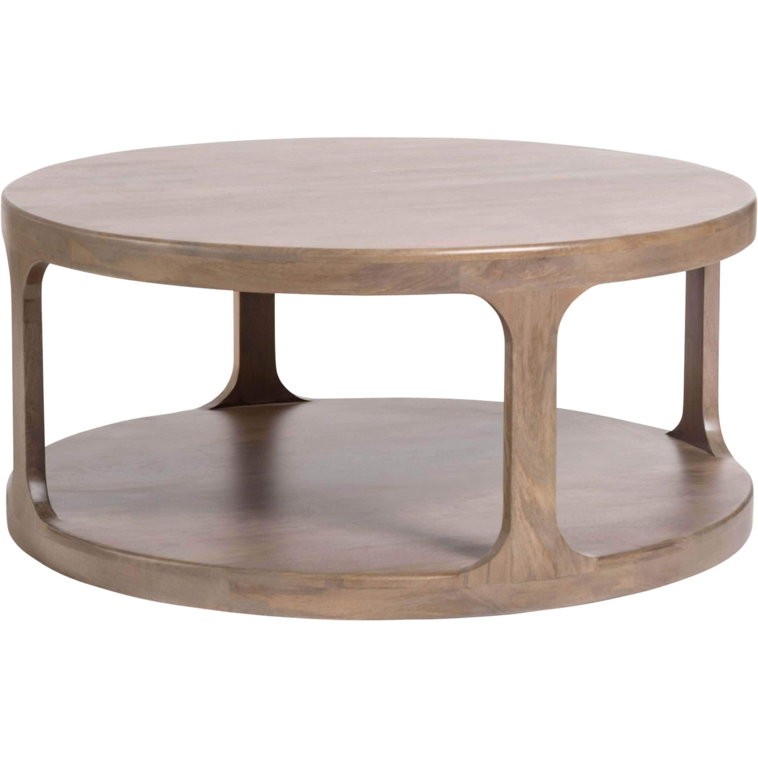 Mason Coffee Table Coffee Table Round Wood Coffee Table Coffee Table Wood [ 2500 x 2500 Pixel ]