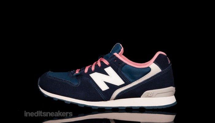 new balance 996 azul y rosa