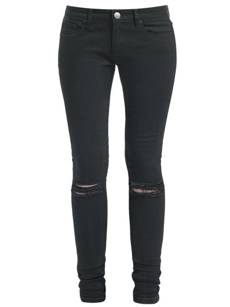 Buy Remarkable Hollow Out Jeans online with cheap prices and discover fashion Pants at Fashionmia.com.
