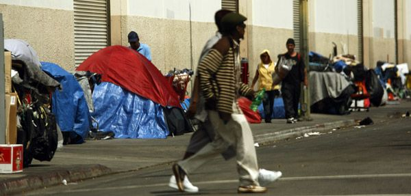 On Thursday Public Officials And Private Donors Will Announce That They Are Spending 105 Million To Move More Than A Thousand Of The Homeless To Focus County