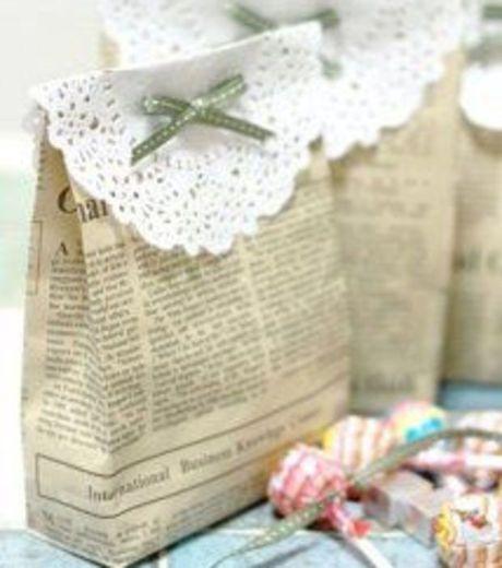 Envolver regalos de forma original está bien, pero envolver regalos